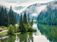 האגם האדום Lacul Ro?u/ צילום:  Shutterstock | א.ס.א.פ קריאייטיב