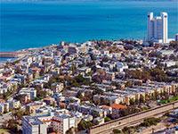 שכונת בת גלים בחיפה / צילום: Shutterstock/ א.ס.א.פ קרייטיב