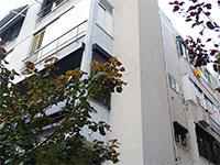 הבניין ברחוב סוקולוב / צילום: איל יצהר