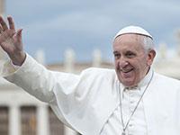 האפיפיור פרנציסקוס / צילום: Shutterstock/ א.ס.א.פ קריאייטיב