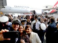מטוס QANTAS / צילום: רויטרס