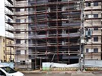 """חיזוק בניין לפי תמ""""א 38/1 / צילום: אייל פישר"""
