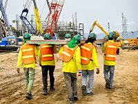 ההשקעה הממוצעת בבטיחות בפרויקטים של בנייה בארץ היא רק 0.6% מעלותם / צילום: shutterstock