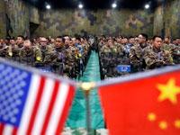 צבא ארהב וסין / צילום: רויטרס