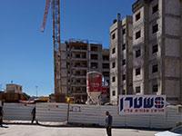 תאונת עבודה קטלנית בחריש / צילום: הקבוצה למאבק בתאונות בנייה