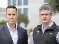 אסף קרת וירון ברסקי, שותפים מייסדים ומנהלים בקרן /  צילום: עדי כהן צדק