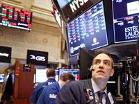 זירת המסחר של הבורסה בניו יורק/ צילום: brendan mcdermid רויטרס