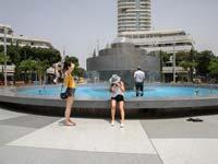 כיכר דיזנגוף בתל אביב / צילום: כדיה לוי