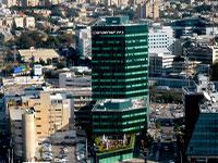 בית ישראכרט, תל אביב / צילום: איל יצהר