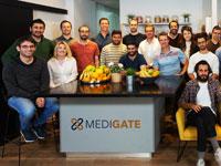 צוות מדיגייט (Medigate) / צילום: מקסים דינשטיין