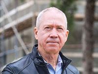 שר השיכון לשעבר, יואב גלנט / צילום: שלומי יוסף