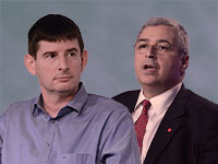 אריק פינטו, רון וקסלר/ צילום: איל יצהר
