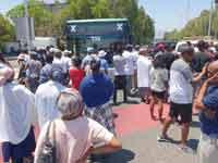 מחאת יוצאי אתיופיה/ צילום: שלומי גבאי