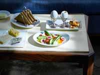 ארוחת בוקר במסעדת אלנה / צילום: סיון אסקיו