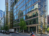 """בנין המשרדים """"Waterside House"""" שרכשה אלוני חץ בלונדון / צילום:יח""""צ"""