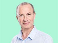 שאול גליקסברג, מנכל עמידר  / צילום: ענבל מרמרי