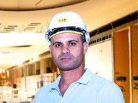 אליאס טנוס - מנכל חברת הבנייה בסט  / צילום: שלומי יוסף