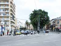 שדרות ירושלים ביפו / צילום: איל יצהר