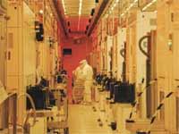 מעבדה של אינטל/ צילום: דוברות אינטל