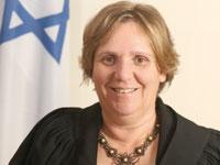 לאה גליקסמן שופטת/ צילום:  הנהלת בתי המשפט