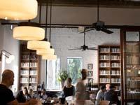 מסעדת לירי לאונג'/  צילום: דניאל לילה