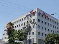 בניין מלמ תים בפתח תקוה / צילום: בר אל