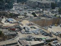 מתחם חסן עראפה בתל אביב./ צילום: איל יצהר