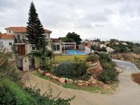 ביתו של דני עטר בגן נר / צילום: פאול אורלייב