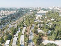 קמפוס גבעת רם / צילום:  האוניברסיטה העברית