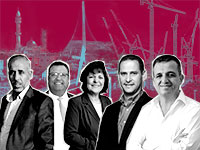 ראשי הערים מדברים / עיצוב: טלי ב, צילומים: איל יצהר, שלומי יוסף, איל פישר, יונתן בלום, יוסי זמיר