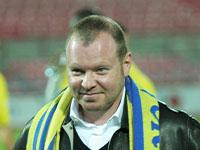 אלכס שניידר, הבעלים של מכבי ת''א בכדורגל  / צילום: אבי מועלם