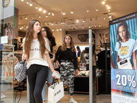יום בחירות בחנויות ובשווקים/ צילום: שלומי יוסף
