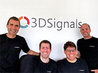 מימין לשמאל דודו קורן,עופר אפיאס,עמית אשכנזי, אריאל רוזנפלד / צילום: 3DSignals