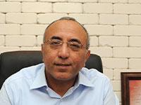 אבירם דהרי - ראש עירית קרית גת / צילום: איל יצהר