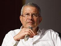 דוד רוזן, ועידת ישראל לנדלן / צילום: איל יצהר