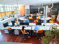 חללי העבודה המשותפים / צילום: Shutterstock/ א.ס.א.פ קריאייטיב