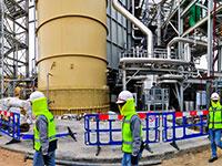 תחנת הכוח במישור רותם / צילום: רפי קוץ