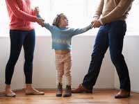 מאבק על משמורת ילדים / צילום: Shutterstock/ א.ס.א.פ קריאייטיב