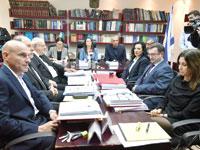 הוועדה לבחירת שופטים. / צילום: רפי קוץ