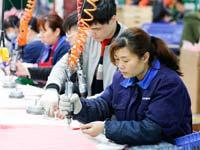 מפעל אלקטרוניקה בסין / צילום:  Shutterstock/ א.ס.א.פ קריאייטיב
