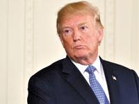 הנשיא דונלד טראמפ/ צילום:  Shutterstock/ א.ס.א.פ קרייטיב