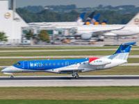 חברת התעופה הבריטית Flybmi   / צילום: צילום: Shutterstock א.ס.א.פ קרייטיב