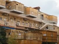 סוכות במרפסות/ צילום: Shutterstock/א.ס.א.פ קרייטיב