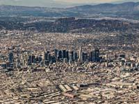 לוס אנג'לס במבט אווירי/ צילום: Shutterstock | א.ס.א.פ קריאייטיב
