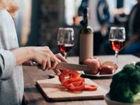 התאמת יין/ צילום: Shutterstock/ א.ס.א.פ קרייטיב