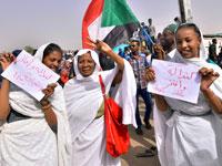 מפגינות בחרטום, בירת סודאן,/ צילום: רויטרס