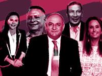 אנשי העשור בתחום העסקים / עיבוד תמונה: טום סוויסה