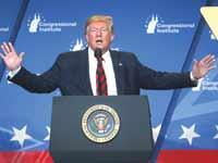הנשיא טראמפ./ צילום:רויטרס
