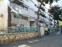 הבניין ברחוב  ויצמן 121 ברעננה.  / צילום: כדיה לוי