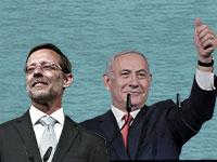 בנימין נתניהו, משה פייגלין / צילום: הליכוד, אמיר מאירי
